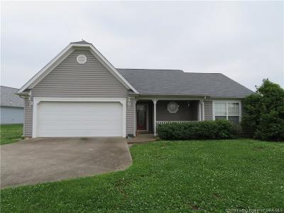 Jeffersonville Single Family Home For Sale: 2500 Creaghton Court