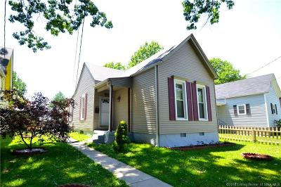 New Albany Single Family Home For Sale: 1323 Beechwood Avenue