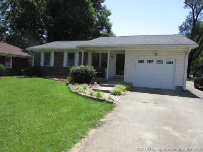 Jeffersonville Single Family Home For Sale: 54 Longview Drive