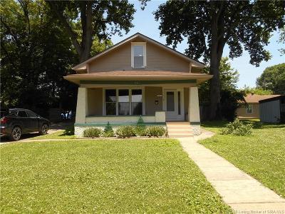 Jeffersonville Single Family Home For Sale: 621 Main Street