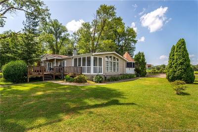 Harrison County Single Family Home For Sale: 13606 Old Dam 43 Road SE