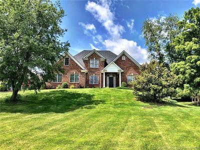 Clark County Single Family Home For Sale: 8205 Hidden River Trace