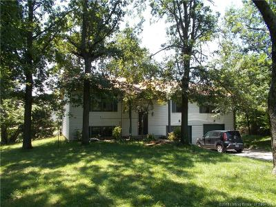 New Albany Single Family Home For Sale: 3435 St. Joe Road