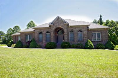 Floyds Knobs Single Family Home For Sale: 6008 Huntington Creek Drive