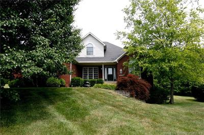 Floyd County Single Family Home For Sale: 10044 Wind Hill Drive