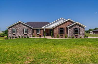 Harrison County Single Family Home For Sale: 1159 Blossom Way NE