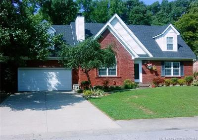 Floyd County Single Family Home For Sale: 4220 Sunrise Drive