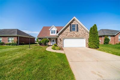 Jeffersonville Single Family Home For Sale: 3212 Liberty Way