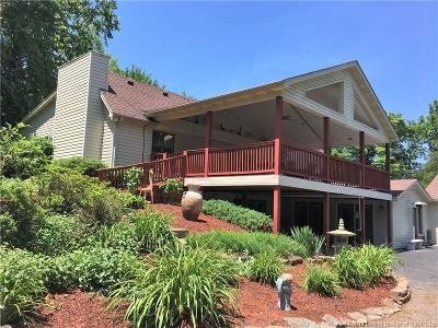 Floyd County Single Family Home For Sale: 4700 St Johns Road