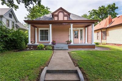 Floyd County Single Family Home For Sale: 2007 E Spring Street