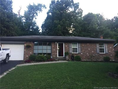 Floyd County Single Family Home For Sale: 6411 Brent Drive