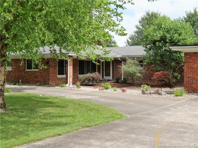 New Albany Single Family Home For Sale: 4444 Reas Lane