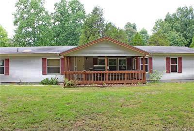 Crawford County Single Family Home For Sale: 8571 S Riddle Road