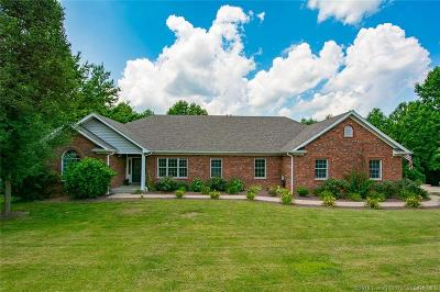 Floyd County Single Family Home For Sale: 6008 Bent Tree Court