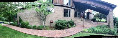 Floyd County Single Family Home For Sale: 8006 Shenandoah Lane