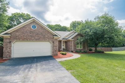 Georgetown Single Family Home For Sale: 6418 Meadow Oak Drive