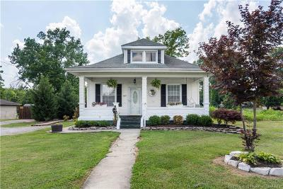 New Albany Single Family Home For Sale: 1103 West Street