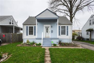 Single Family Home For Sale: 211 W Carter Avenue