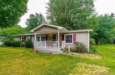 Georgetown Single Family Home For Sale: 5211 Old Georgetown Road