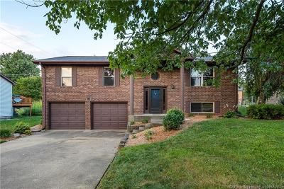 Floyds Knobs Single Family Home For Sale: 4428 Erin Drive