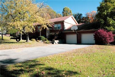 Harrison County Single Family Home For Sale: 1480 Sherwood Drive