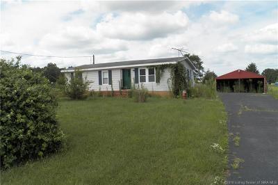 Harrison County Single Family Home For Sale: 14175 Hamby Road NE