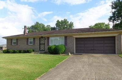 New Albany IN Single Family Home For Sale: $149,900