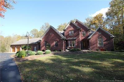 Harrison County Single Family Home For Sale: 1687 Hardin Ridge Road SE