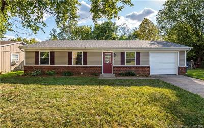 Jeffersonville Single Family Home For Sale: 1018 Assembly Road