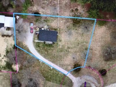 Harrison County Single Family Home For Sale: 725 Keeling Avenue NE