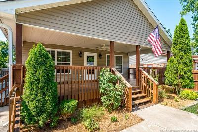 Jeffersonville Single Family Home For Sale: 415 Williams Street
