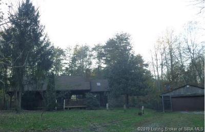 Georgetown Single Family Home For Sale: 8165 Seneca Drive NE