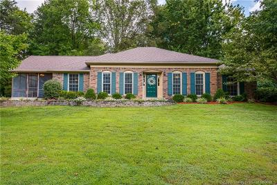 Floyd County Single Family Home For Sale: 5108 W Shoreline Drive
