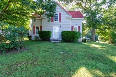 Harrison County Single Family Home For Sale: 4080 Union Chapel Road SW