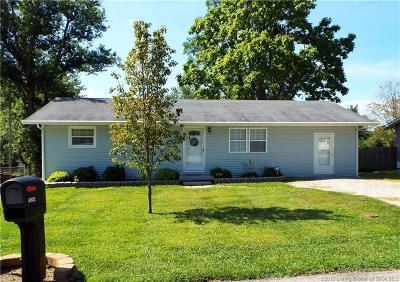 Floyd County Single Family Home For Sale: 6103 Brown Road