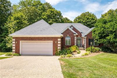 Georgetown Single Family Home For Sale: 7206 Overlook Cove