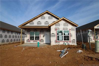 Clark County Single Family Home For Sale: 1419 - Lot 123 Park-Land Trail