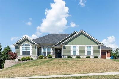 Floyds Knobs Single Family Home For Sale: 3704 Gracie Court