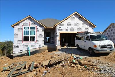 Floyd County Single Family Home For Sale: 7002 - Lot 318 Knob Valley Way