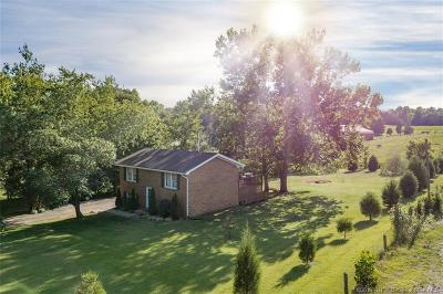 Greenville Single Family Home For Sale: 3315 Saint Johns Road