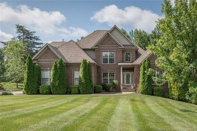 Floyd County Single Family Home For Sale: 7011 Westridge Forest Court