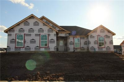 Georgetown Single Family Home For Sale: 6003 - Lot 324 Crestview Lane