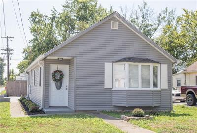 New Albany IN Single Family Home For Sale: $134,900