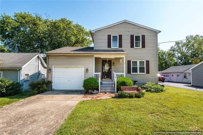 New Albany IN Single Family Home For Sale: $165,000