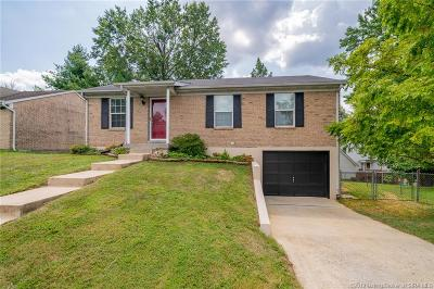 New Albany Single Family Home For Sale: 510 Diehlman Drive