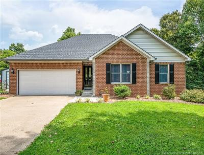 Floyd County Single Family Home For Sale: 1926 N Luther Road