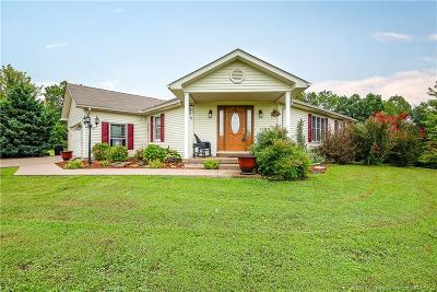 Crawford County Single Family Home For Sale: 5753 E Hillcrest Drive