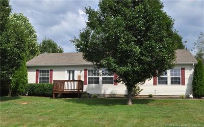 Harrison County Single Family Home For Sale: 1438 Deer Ridge Way NE