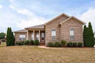 Sellersburg Single Family Home For Sale: 5011 Luke Lane