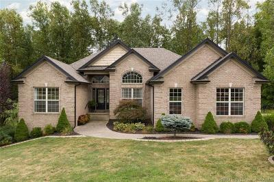 Lanesville Single Family Home For Sale: 7017 Westridge Forest Court